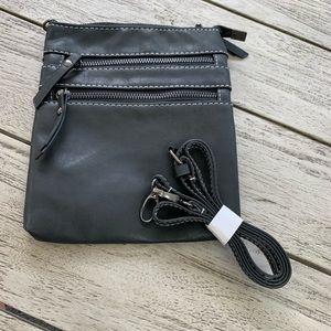 Vegan Leather Crossbody